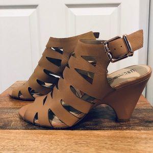 Macy'c INC cage heel sandals 9